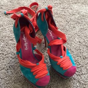 Jeffrey Campbell ballet shoes